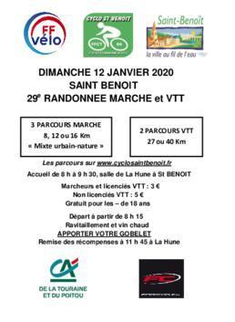 Randonnee Pedestre Vendee Calendrier 2020.Cdct86 Comite Departemental De Cyclo Tourisme De La Vienne